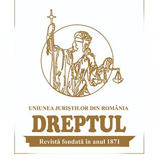 "Revista ""DREPTUL"" Logo"